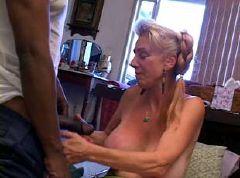 Green Granny Sex